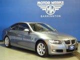 2009 Space Grey Metallic BMW 3 Series 328xi Coupe #68771701