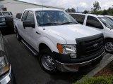 2011 Oxford White Ford F150 XL SuperCab #68772036