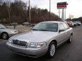 2009 Silver Birch Metallic Mercury Grand Marquis LS #6875338
