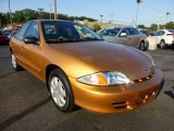 2002 Mayan Gold Metallic Chevrolet Cavalier LS Sedan #68771974