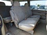 2001 Chevrolet Astro LS Passenger Van Rear Seat