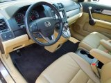 2011 Honda CR-V EX-L Ivory Interior