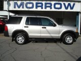 2003 Silver Birch Metallic Ford Explorer XLS 4x4 #68829571