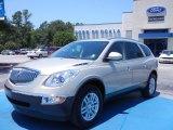 2009 Gold Mist Metallic Buick Enclave CX #68829567