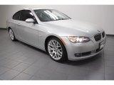2009 Titanium Silver Metallic BMW 3 Series 328i Coupe #68829892