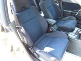2002 Subaru Impreza WRX Sedan Front Seat