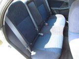 2002 Subaru Impreza WRX Sedan Rear Seat
