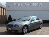2010 Space Gray Metallic BMW 3 Series 328i xDrive Coupe #68829504