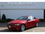 2009 Crimson Red BMW 3 Series 328xi Coupe #68829502
