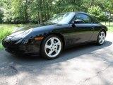 1999 Black Porsche 911 Carrera 4 Cabriolet #68829496