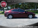 2009 Basque Red Pearl Acura TSX Sedan #68830176