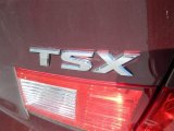 Acura TSX 2009 Badges and Logos