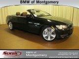 2010 Black Sapphire Metallic BMW 3 Series 335i Convertible #68829810