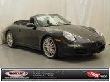 2008 Black Porsche 911 Carrera S Cabriolet #68829802