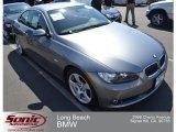 2009 Space Grey Metallic BMW 3 Series 328i Convertible #68829778