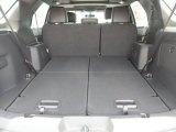 2013 Ford Explorer XLT EcoBoost Trunk