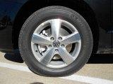 Volkswagen Routan 2012 Wheels and Tires