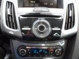 2012 Ford Focus Titanium Sedan Controls