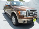 2012 Golden Bronze Metallic Ford F150 King Ranch SuperCrew 4x4 #68829758