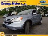 2011 Glacier Blue Metallic Honda CR-V EX-L 4WD #68829739