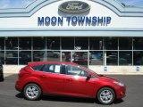 2012 Red Candy Metallic Ford Focus SEL 5-Door #68829727