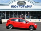2012 Race Red Ford Focus SE Sport 5-Door #68829723