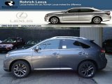 2013 Nebula Gray Pearl Lexus RX 350 AWD #68829720