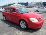 2007 Victory Red Chevrolet Cobalt SS Sedan #68829309