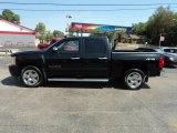 2010 Black Granite Metallic Chevrolet Silverado 1500 LTZ Crew Cab 4x4 #68829987
