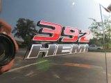 2012 Dodge Challenger SRT8 392 Marks and Logos