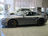 2013 Porsche 911 Meteor Gray Metallic