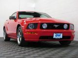 2005 Torch Red Ford Mustang GT Premium Coupe #68890056