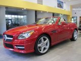 Mercedes-Benz SLK Colors