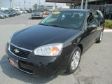2007 Black Chevrolet Malibu LT Sedan #68890052