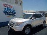 2013 Ingot Silver Metallic Ford Explorer XLT #68889659