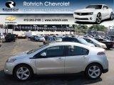 2013 Silver Ice Metallic Chevrolet Volt  #68890370