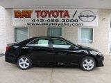 2012 Attitude Black Metallic Toyota Camry SE #68889630