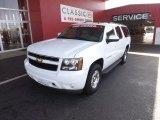 2011 Summit White Chevrolet Suburban LT #68889980