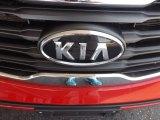 Kia Sportage 2011 Badges and Logos