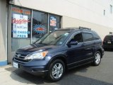 2010 Royal Blue Pearl Honda CR-V EX-L AWD #68890308