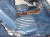 1986 Mercedes-Benz SL Class Interiors