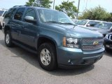 2010 Blue Granite Metallic Chevrolet Tahoe LT 4x4 #68889518