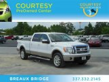 2010 Oxford White Ford F150 King Ranch SuperCrew 4x4 #68890279