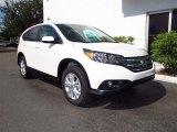 2012 White Diamond Pearl Honda CR-V EX #68889477