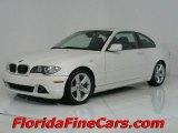 2004 Alpine White BMW 3 Series 325i Coupe #687793