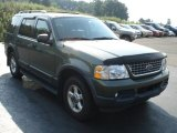2003 Aspen Green Metallic Ford Explorer XLT 4x4 #68889823