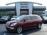 2010 Red Jewel Tintcoat Buick Enclave CXL AWD #68889822