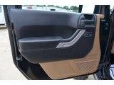 2011 Jeep Wrangler Rubicon 4x4 Door Panel