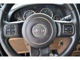 2011 Jeep Wrangler Rubicon 4x4 Controls