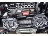 2011 Jeep Wrangler Rubicon 4x4 Warn Winch  KC Lights